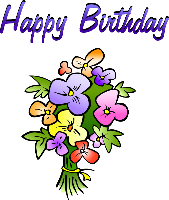 derby minibus company - birthday flowers